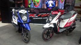 Yamaha giới thiệu xe tay ga X-Ride