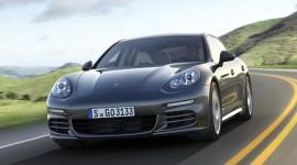 Lộ ảnh Porsche Panamera 2014