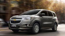Chevrolet Spin – MPV mới cho thị trường Đông Nam Á