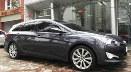 """Hyundai i40 wagon """"hiếm hoi"""" có mặt tại Việt Nam"""
