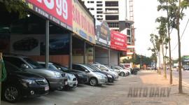 Thị trường ôtô cũ : Người dân vui, nhưng vẫn phải thận trọng khi mua xe