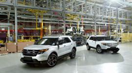 Ford bắt đầu sản xuất Explorer tại Nga