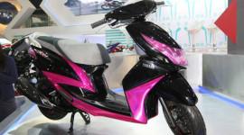 Xe tay ga Yamaha giá dưới 500 USD sắp ra mắt