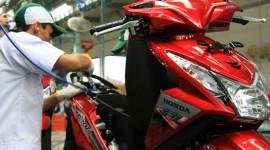 Honda thống trị thị trường xe tay ga trong quý I