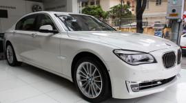 BMW 7-Series mới ra mắt tại Việt Nam, giá từ 4,29 tỷ VNĐ