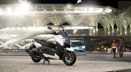 Yamaha ra mắt xe tay ga 400 phân khối