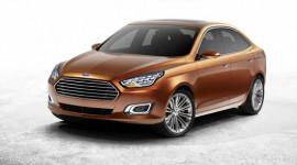 Ford hồi sinh Escort bằng mẫu xe concept mới