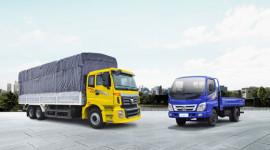 Mua xe tải THACO, không lo thuế trước bạ
