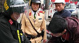 Ai có thẩm quyền dừng phương tiện, xử phạt vi phạm?