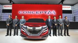 Honda Concept M – Xe đa dụng hoàn toàn mới