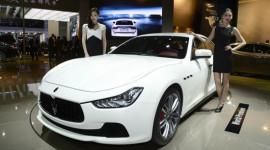 Ghibli 2014 - Xe đầu tiên sử dụng động cơ diesel của Maserati