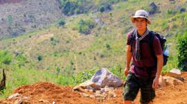 """Tôi đi """"bụi"""" ở Lào (1)"""