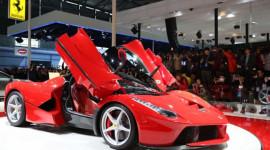 """Siêu xe LaFerrari """"thăm"""" triển lãm ôtô Thượng Hải"""