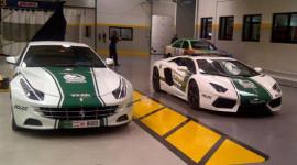 """4 siêu xe tuần tra """"cực khủng"""" của cảnh sát Dubai"""
