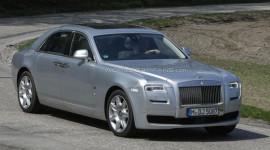 """""""Chộp"""" Rolls-Royce Ghost bản cải tiến trên đường thử"""