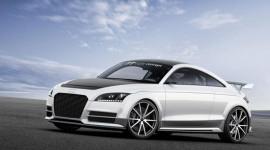 Audi TT siêu nhẹ trình làng