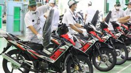 Honda giới thiệu xe số Supra X 125 mới