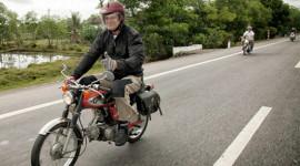 Xuyên Việt bằng Honda 67 để gây quỹ từ thiện