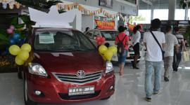 Doanh số xe Nhật sụt giảm thê thảm tại Trung Quốc