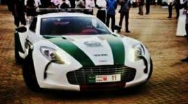 """Cảnh sát Dubai lại """"chơi trội"""" với siêu xe 3 triệu USD"""