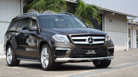 """SUV """"đầu bảng"""", giá hơn 5 tỷ của Mercedes về Việt Nam"""