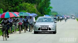 Ford Việt Nam tăng trưởng 216% trong tháng 4