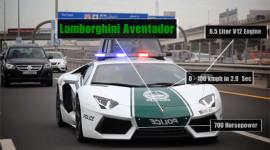 Video: Đội hình siêu xe của cảnh sát Dubai đi tuần