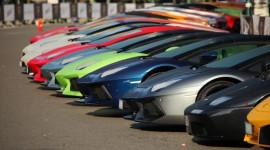 350 siêu xe Lamborghini cùng gặp mặt