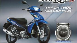 Suzuki Việt Nam công bố giá bán Viva 115 Fi