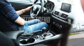 """""""Chộp"""" ảnh nội thất Mazda3 2015"""