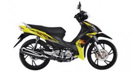 Xe côn tay Suzuki Axelo thêm màu mới, giá không đổi