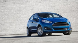 Cứ 2 phút, Ford bán một chiếc Fiesta mới