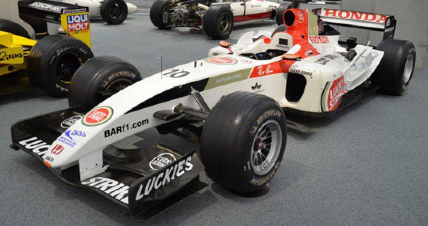 Honda trở lại giải đua Công thức 1