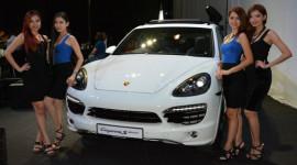 Porsche Cayenne Turbo S và S Diesel ra mắt tại Đông Nam Á