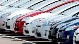 Nhập khẩu ôtô tiếp tục tăng