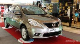 Cận cảnh Nissan Sunny 2013 tại Việt Nam