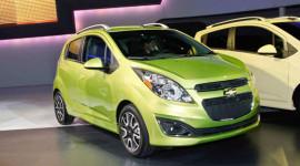 Chiều nay, GM Việt Nam trình làng Chevrolet Spark LTZ 2013