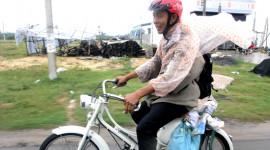 Người đàn ông 2 lần xuyên Việt bằng Mobylette (P.1)