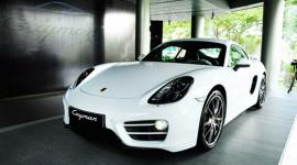 Chính thức ra mắt Porsche Cayman, giá hơn 3,1 tỷ đồng
