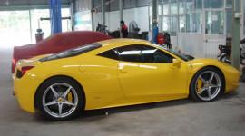 Việt Nam, bảo dưỡng siêu xe Ferrari ở đâu?