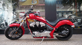 Honda Fury 2013 đầu tiên cập cảng Sài Gòn
