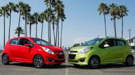 Chevrolet Spark 2014 tiêu thụ 6 lít/100km