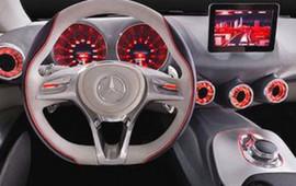 8 đồ chơi công nghệ trên xe hơi