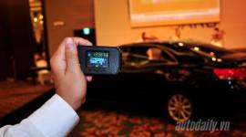 Hai thiết bị tối tân dành cho ôtô xuất hiện tại Việt Nam