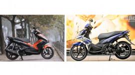 Honda và Yamaha - cuộc chiến xe tay ga tại Việt Nam