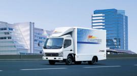 Mitsubishi giới thiệu xe tải Canter HD