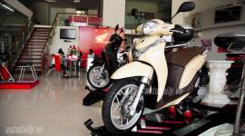 Honda SH Mode chính thức có mặt tại đại lý