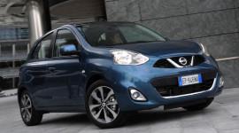 Nissan Micra 2013 chỉ tiêu thụ 4,1 lít/100km