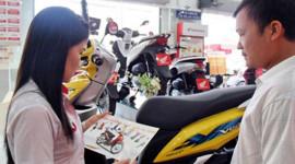 Càng ra mẫu mới, xe máy càng ế nặng