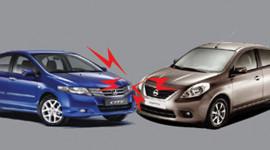 Nissan đấu Honda: Giá rẻ cho Việt Nam